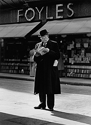 Foyles, Charing Cross Road, London, 1936